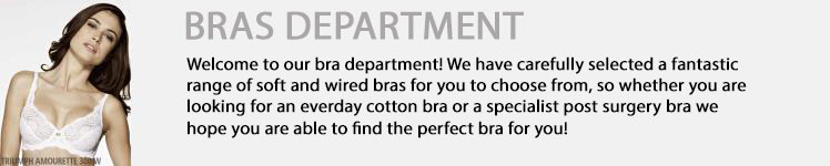 Welcome to the Needundies Bra Department