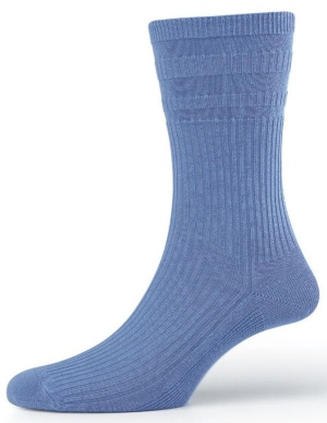 Ladies Softop No Elastic Cotton Sock
