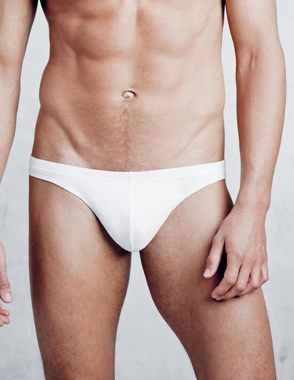 Jockey Cotton+ Mini Brief (3 Pack), Underwear From Jockey