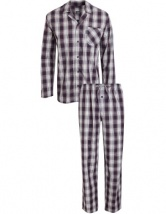 Jockey Long Woven Cotton Pyjamas 50091