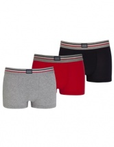 Jockey Cotton Stretch Short Trunk (3 Pack)
