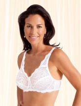 Playtex Flower Lace Soft Bra 5839