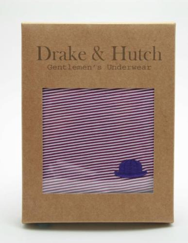 Drake And Hutch Boxer Short Packaging