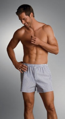 Jockey Boxer Short (Striped) 314100