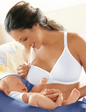 Anita Soft Breastfeeding Bra 5040