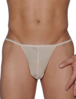HOM Plume 2-Pack String Brief
