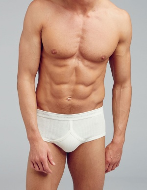 Jockey Cotton Rib Sport Brief 10400913