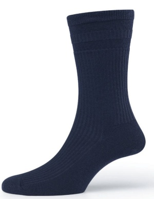 Ladies Softop No Elastic Wool Sock