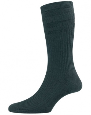 Mens Softop No Elastic Cotton Sock