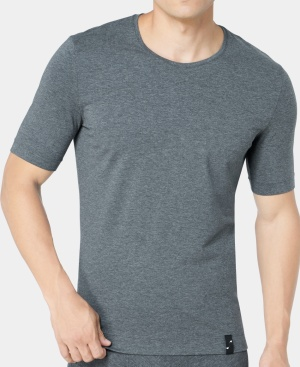Sloggi Men Simplicity Round Neck Shirt