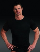 Jockey Microfiber Round Neck Shirt