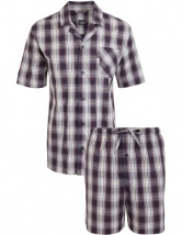 Jockey Short Woven Cotton Pyjamas 50090