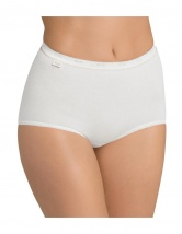Sloggi Basic+ Gold Maxi Briefs 3 Pair Pack